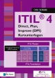 ITIL® 4 Strategist – Direct, Plan and Improve (DPI) Kursunterlagen - Deutsch
