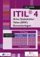 ITIL® 4 Specialist Drive Stakeholder Value (DSV) Kursunterlagen - Deutsch